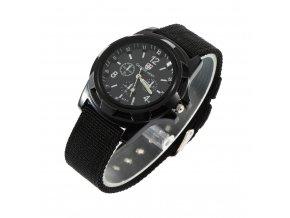 Gemius-army pánske náramkové hodinky čierne 0bc7d8d9cde