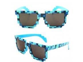 Okuliare Modré