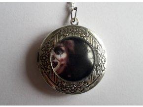 Otvárací medailón Annabele