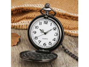 10pcs lot Wholesale Fashion Jewelry font b Vintage b font Charm HP Deathly Hallows Pocket Watch