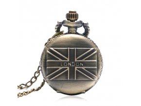font b London b font UK Flag Retro font b Pocket b font font b