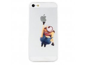 Kryt Apple Iphone 5 Minions