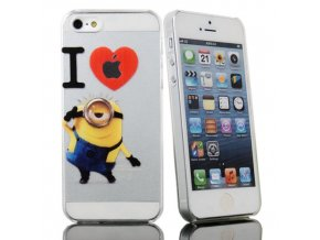 Kryt Apple Iphone 5 Minions 2