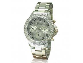 Dámske hodinky Geneva strieborné