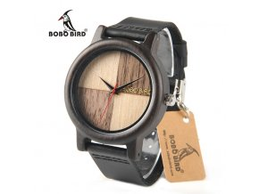 BOBO BIRD N08 Newest Wooden Watches Leather Band Natural Chessboard Wood Face Brand Designer Quartz Watch.jpg 640x640