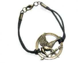 hunger games mockinjay bracelet neca big0