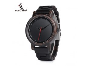 BOBO BIRD WP10 Ebony Wood Watch for Men Casual Calibration Circle Wooden Band New Quartz Watches.jpg 640x640