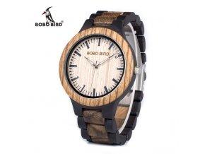 BOBO BIRD WN28 Mens Wood Watch Zabra Wooden Quartz Watches for Men Japan miyota 2035 Watch.jpg 640x640