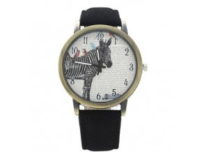Dámske náramkové hodinky Zebra 2 553b8184f68