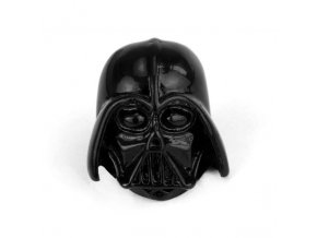 dongsheng Fashion Jewelry Star Wars Darth Vader Brooches Vintage Silver Color Black Enamel Mask Brooch Pin.jpg 640x640