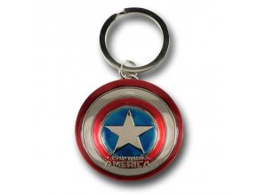 Kľúčenka Captain Amerika