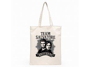 Plátená taška Team Salvatore Brothers