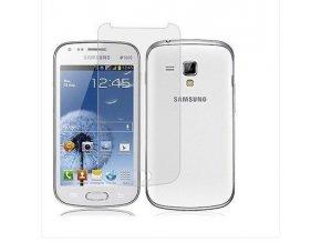 Ochranná fólia Samsung Galaxy Trend Plus