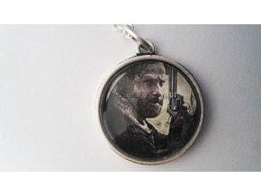Medailón Rick Grimes