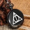 Black Triangle The Deathly Hallows Lord Printing Analog Quartz Pocket Watch Necklace Theme Collectibles for Men.jpg 220x220xz.jpg