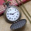 Vreckové hodinky Superman bronzové