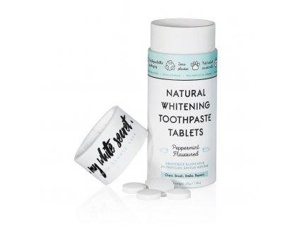 Bělící zubní pasta v tabletách (60 ks)