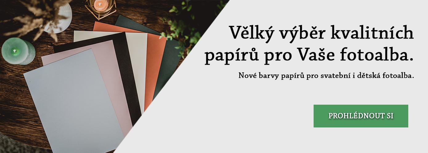 nove papiry