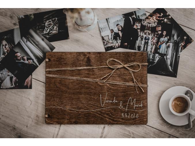 Svatební fotoalbum #line