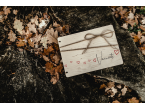 Rodinné fotoalbum #hearts