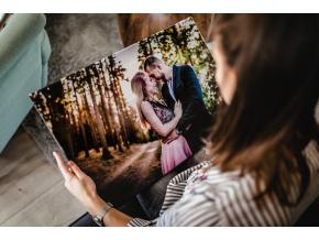 Dřevěný fotoobraz  Vaše fotografie na dřevě.