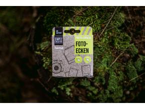 Transparentní fotorůžky 500 ks  Nepostradatelný doplněk pro Vaše fotoalba.