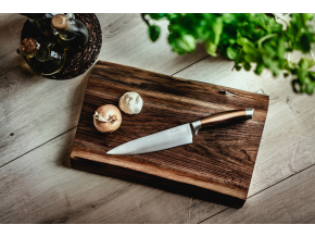 Rustikální kuchyňské prkno #orech