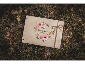 Svatební fotoalbum #roses