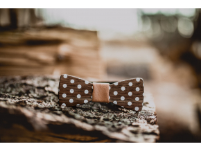 Brown dots MINI