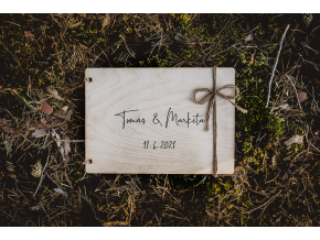 Svatební fotoalbum #elegant