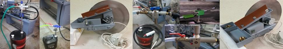 N-engineering - Vše pro přípravu chladící emulze
