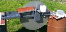 Diskový odlučovač oleje D800