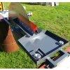 Diskový odlučovač olejových ropných látek z vody nebo z řezné kapaliny D800