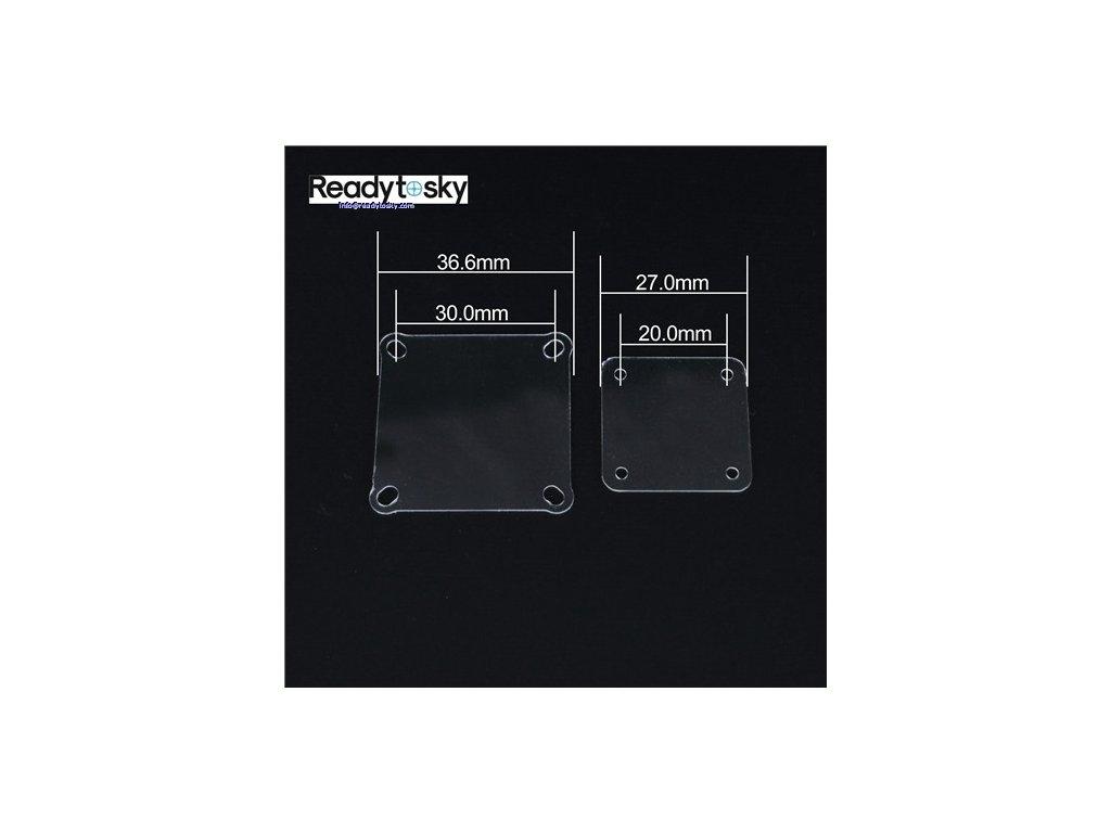 Izolační deska pro FC a PDB 20x20mm