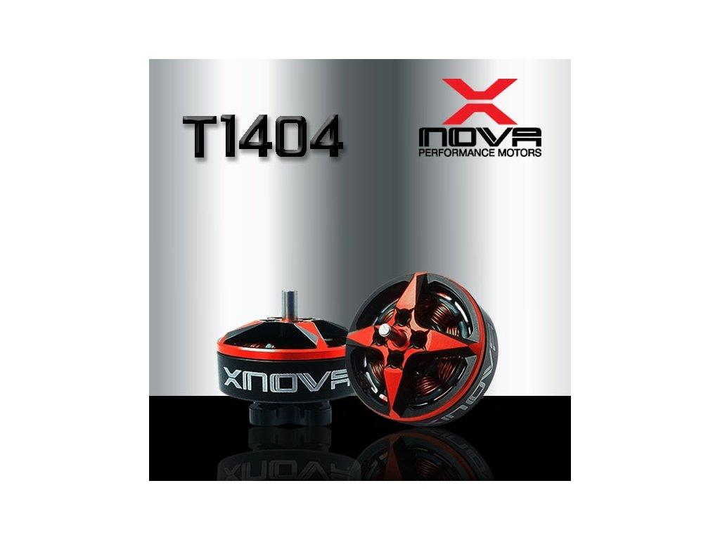 XNOVA T1404 4700kv set