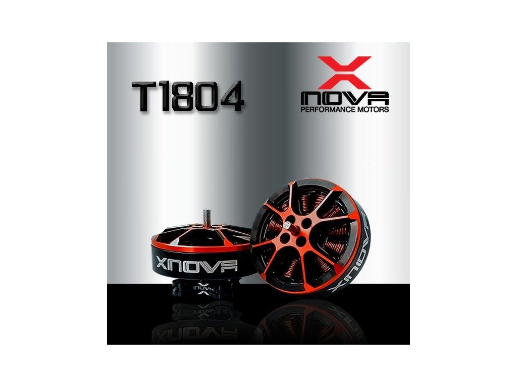 XNOVA T1804 2800kv set