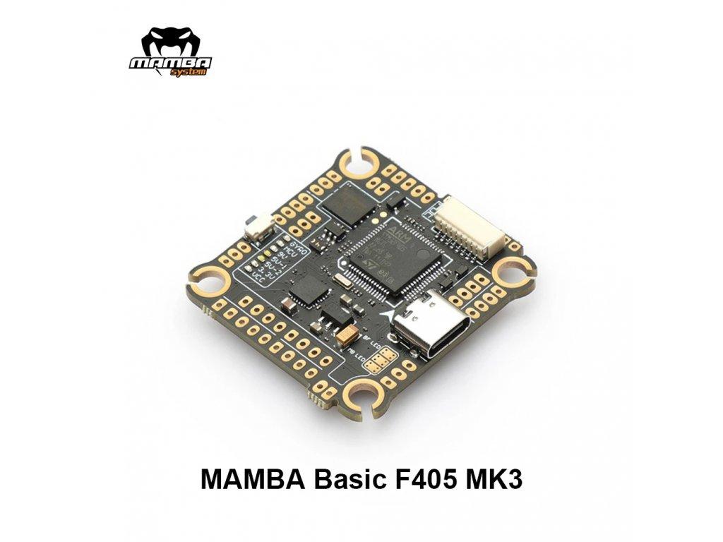 MAMBA Basic F405 MK3 1000x