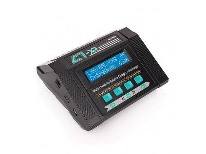 EV PEAK C1XR 80 W 10A AC DC 1 6 S LiHV LiPo ycie LiIon Baterii