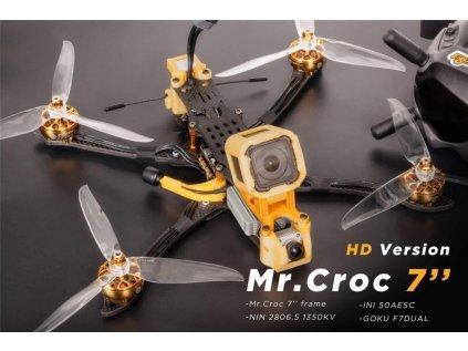 flywoo mrcroc hd frame 5cinch 6inch 7 inch racing freestyle for dji fpv air unit dji digital fpv system 998190 800x