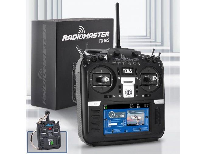 radiomaster tx16s hall sensor radio 10