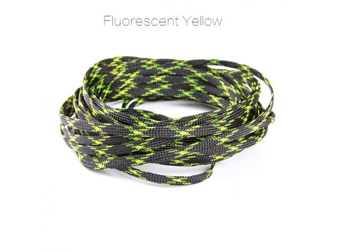 6mm snakeskin mesh wire protecting pet nylon cable sleeve 11