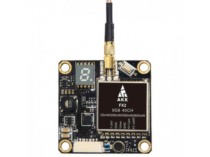 AKK FX2 (30/30/smart Audio)
