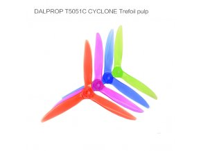 Foxeer DALPROP CYCLONE T5051C 5 inch 3 Blade Propeller CW CCW for FPV Racing quadcopter RC.jpg 640x640