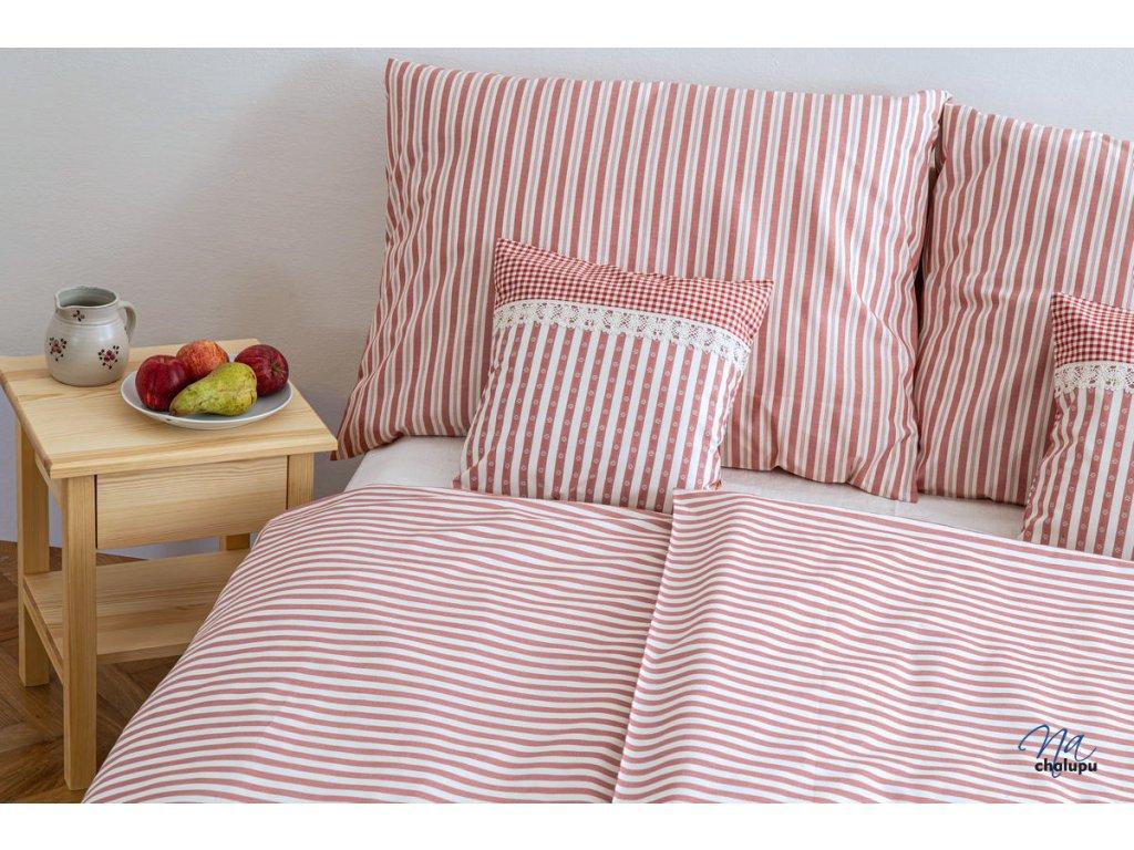 lozni kanafas bavlna cervene pruhy IMG 8538
