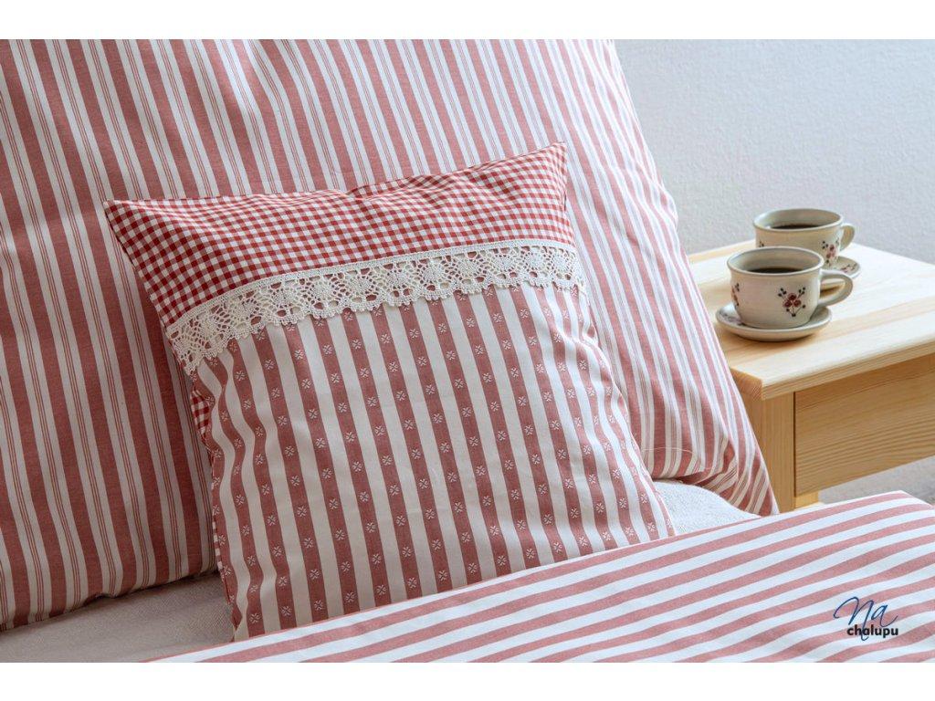 lozni kanafas bavlna cervene pruhy IMG 8535