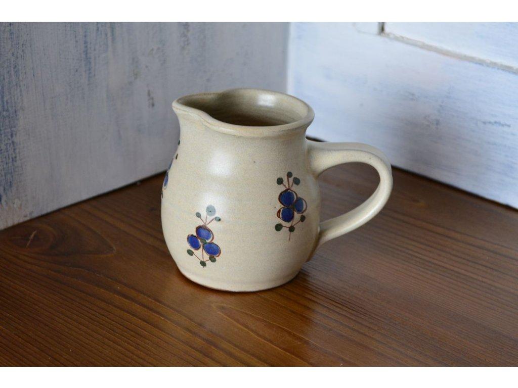 keramika mlekovka modrenka 10