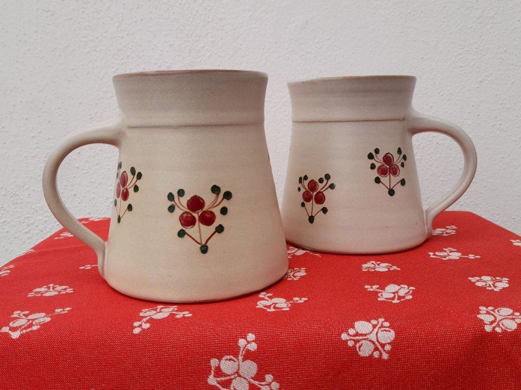 hrnek korbel keramika Cervenka 20210323 092218