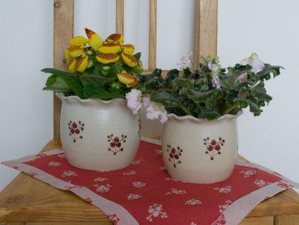 keramicke kvetniky Cervenka DSC 0661
