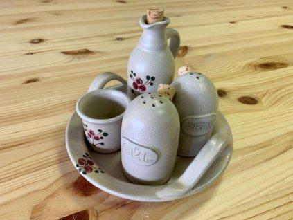 dochucovaci sada keramika Cervenka sul pepr paratka olej IMG 0710