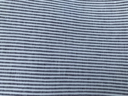 modro sedy len prouzky 3mm IMG 0818